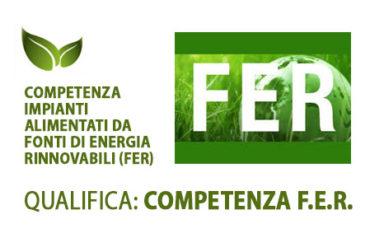 Impresa competenza FER