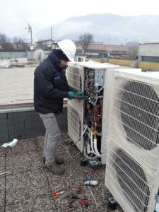 manutenzione impianti climatizzazione 1