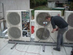 manutenzione impianti climatizzazione 3
